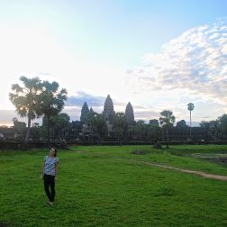 Angkor Wat & I