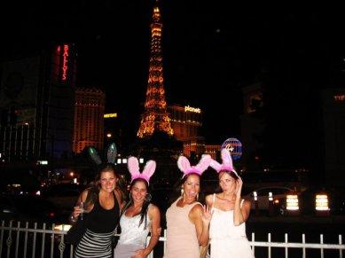 Bunnies in Vegas