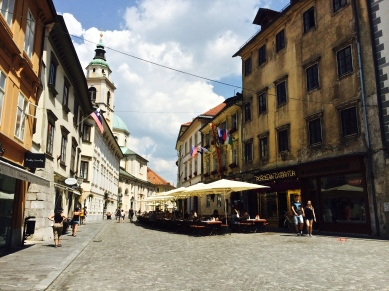 Ljubljana City Center