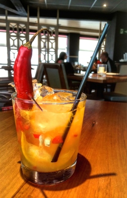 Drink at P.F.Changs