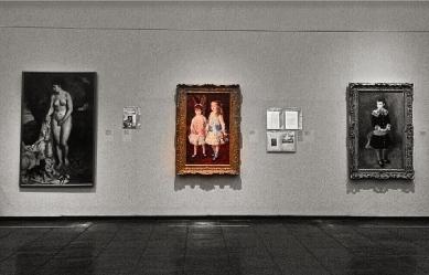 Rosa e Azul de Pierre-Auguste Renoir