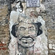 Getsemaní Graffiti Neighborhood