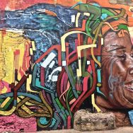 Getsemaní Graffiti Neighborhood